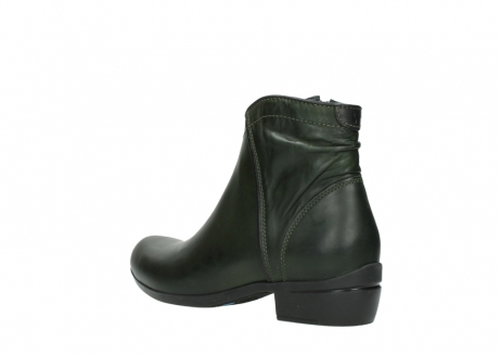 wolky ankle boots 00952 winchester 30730 forest leather_4