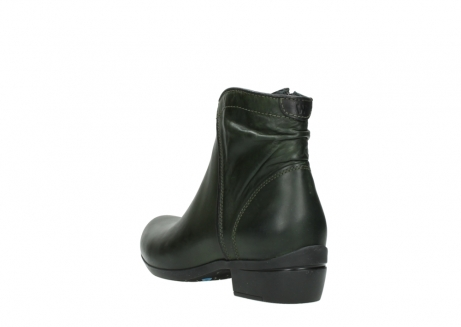 wolky ankle boots 00952 winchester 30730 forest leather_5