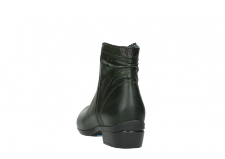 wolky ankle boots 00952 winchester 30730 forest leather_6