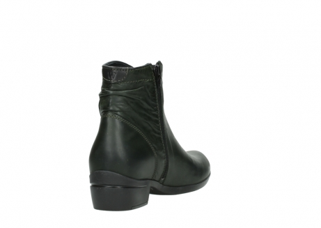wolky ankle boots 00952 winchester 30730 forest leather_9