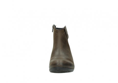 wolky ankle boots 00952 winchester 50152 taupe leather_19