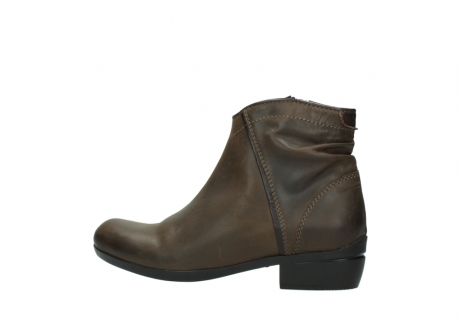 wolky ankle boots 00952 winchester 50152 taupe leather_2
