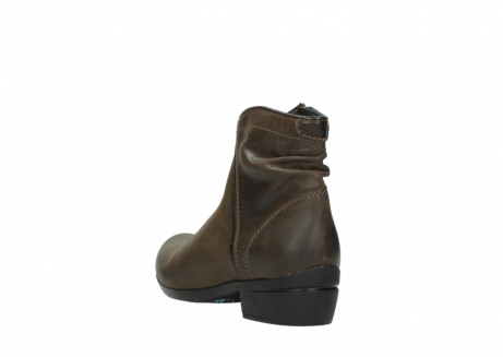 wolky ankle boots 00952 winchester 50152 taupe leather_5
