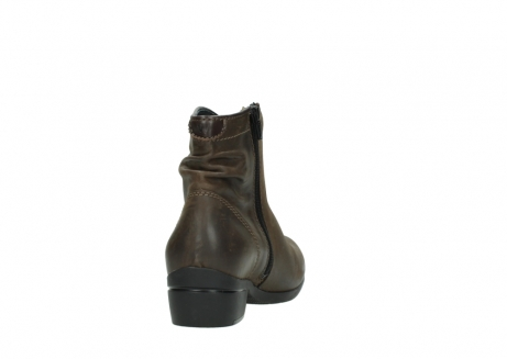 wolky ankle boots 00952 winchester 50152 taupe leather_8
