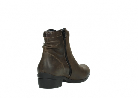 wolky ankle boots 00952 winchester 50152 taupe leather_9