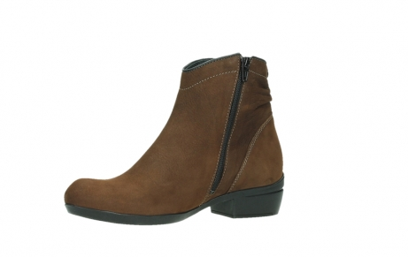 wolky ankle boots 00954 winchester wp 13410 tabaccobrown nubuckleather_11