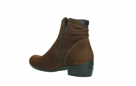 wolky ankle boots 00954 winchester wp 13410 tabaccobrown nubuckleather_16