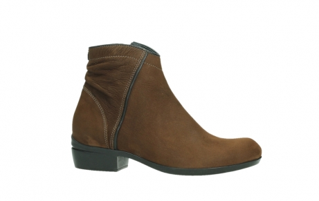 wolky ankle boots 00954 winchester wp 13410 tabaccobrown nubuckleather_2