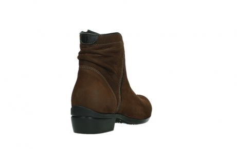 wolky ankle boots 00954 winchester wp 13410 tabaccobrown nubuckleather_21