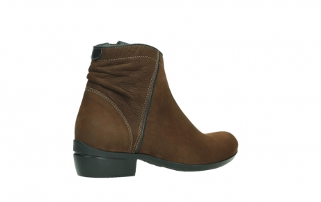 wolky ankle boots 00954 winchester wp 13410 tabaccobrown nubuckleather_23