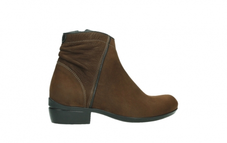 wolky ankle boots 00954 winchester wp 13410 tabaccobrown nubuckleather_24