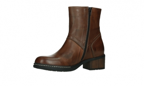 wolky ankle boots 01262 drayton 30430 cognac leather_11