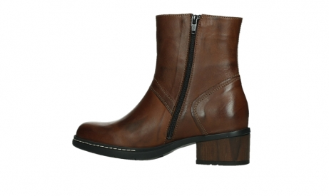 wolky ankle boots 01262 drayton 30430 cognac leather_14