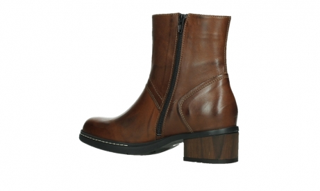 wolky ankle boots 01262 drayton 30430 cognac leather_15