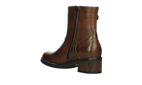wolky ankle boots 01262 drayton 30430 cognac leather_16