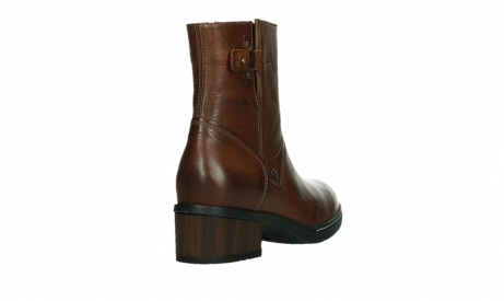 wolky ankle boots 01262 drayton 30430 cognac leather_21