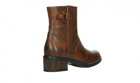 wolky ankle boots 01262 drayton 30430 cognac leather_22