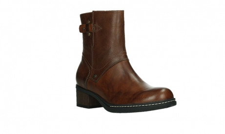 wolky ankle boots 01262 drayton 30430 cognac leather_4