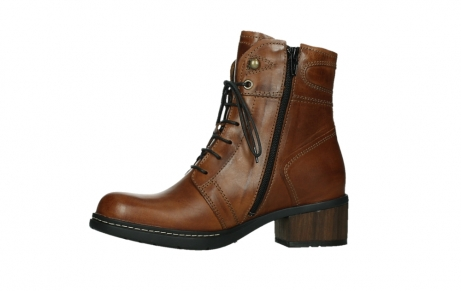 wolky ankle boots 01263 red deer cw 30430 cognac leather_12