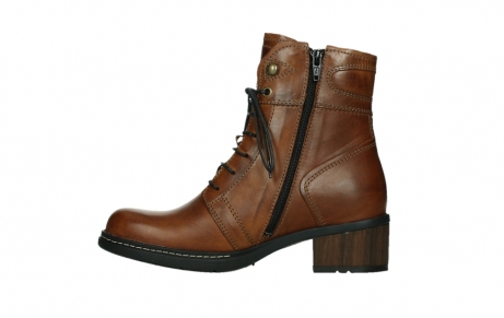 wolky ankle boots 01263 red deer cw 30430 cognac leather_13