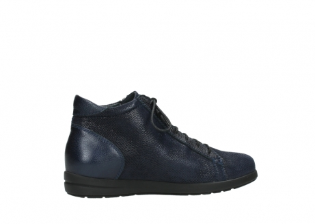 wolky ankle boots 02423 gravity 78800 blue combi leather_12