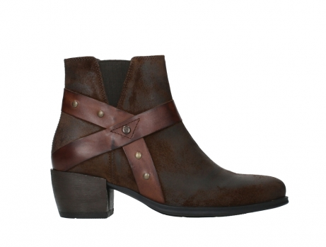 wolky ankle boots 02875 silio 45410 tobacco suede_1