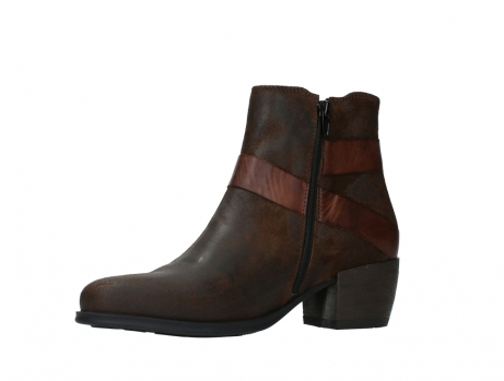 wolky ankle boots 02875 silio 45410 tobacco suede_11