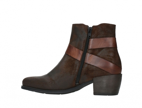 wolky ankle boots 02875 silio 45410 tobacco suede_14
