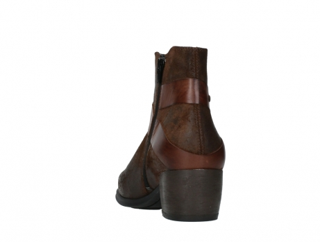 wolky ankle boots 02875 silio 45410 tobacco suede_18