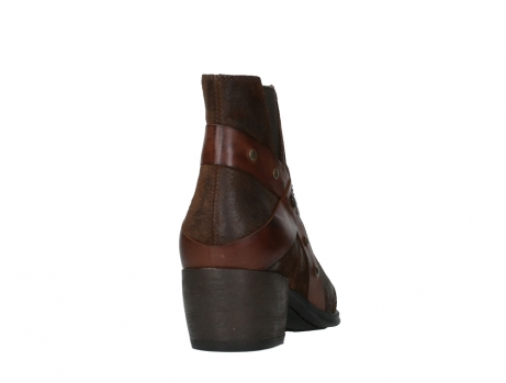 wolky ankle boots 02875 silio 45410 tobacco suede_20