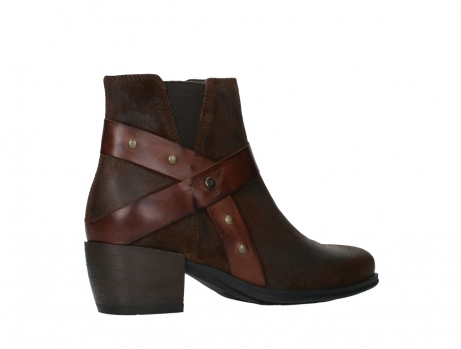 wolky ankle boots 02875 silio 45410 tobacco suede_23