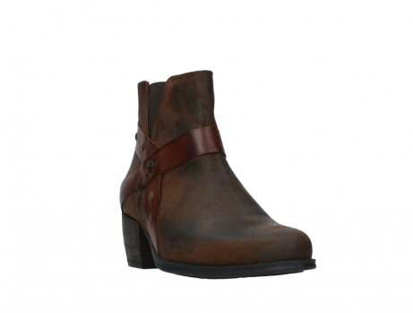 wolky ankle boots 02875 silio 45410 tobacco suede_5
