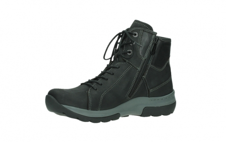 wolky lace up boots 03026 ambient 11000 black nubuck_11