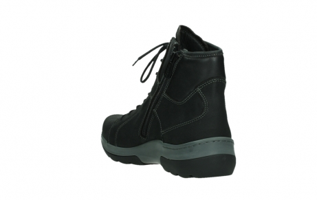 wolky lace up boots 03026 ambient 11000 black nubuck_17