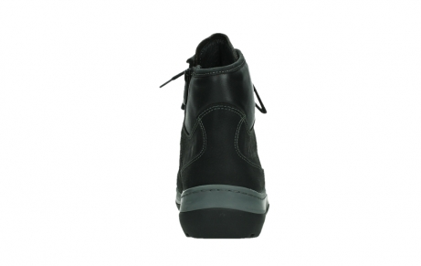 wolky lace up boots 03026 ambient 11000 black nubuck_19