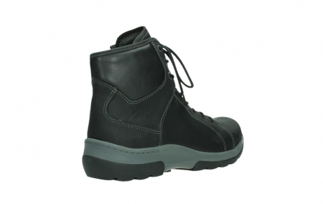 wolky lace up boots 03026 ambient 11000 black nubuck_22