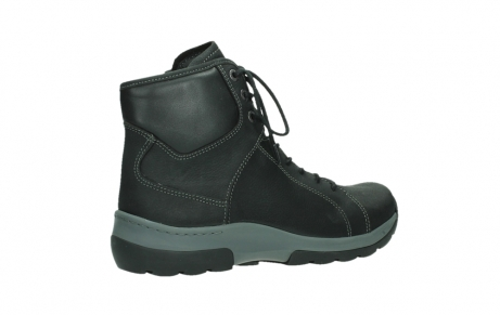 wolky lace up boots 03026 ambient 11000 black nubuck_23