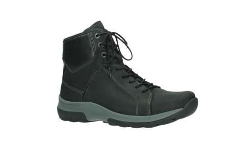 wolky lace up boots 03026 ambient 11000 black nubuck_3