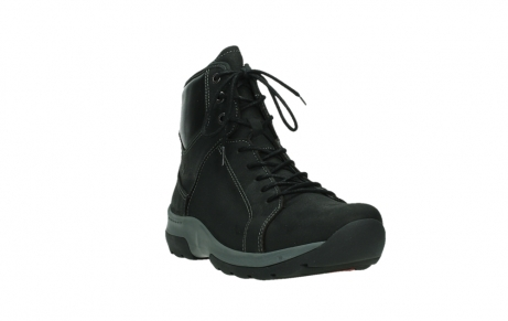 wolky lace up boots 03026 ambient 11000 black nubuck_5