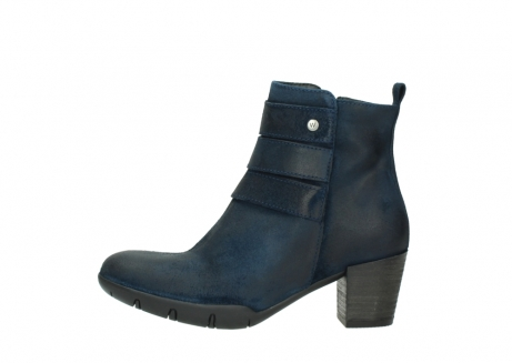 wolky ankle boots 03677 willmore 40801 blue suede_1
