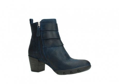 wolky ankle boots 03677 willmore 40801 blue suede_15