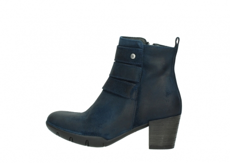 wolky ankle boots 03677 willmore 40801 blue suede_2