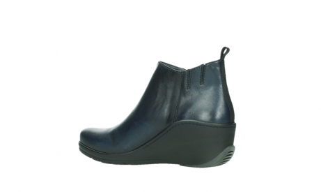 wolky ankle boots 03875 anvik 30800 blue leather_15
