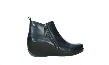 wolky ankle boots 03875 anvik 30800 blue leather_24