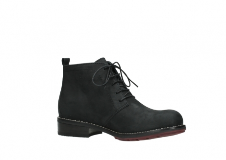wolky ankle boots 04443 fairy 11000 black nubuck_15