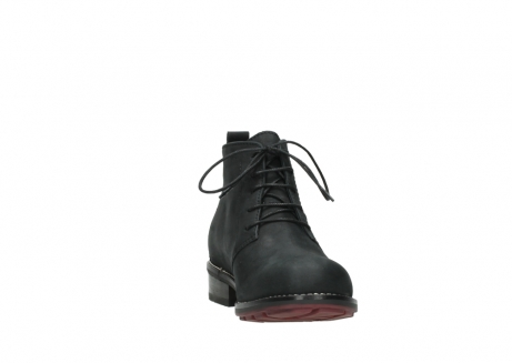 wolky ankle boots 04443 fairy 11000 black nubuck_18