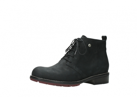 wolky ankle boots 04443 fairy 11000 black nubuck_23