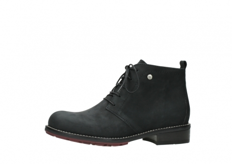 wolky ankle boots 04443 fairy 11000 black nubuck_24
