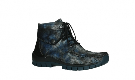 wolky ankle boots 04736 jump winter cw 46800 blue suede_3