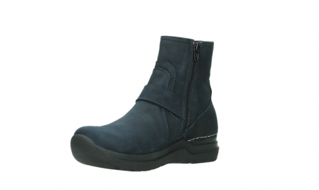 wolky ankle boots 06611 okay 11800 blue nubuck_10